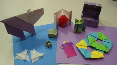 Origami Picture for Release
