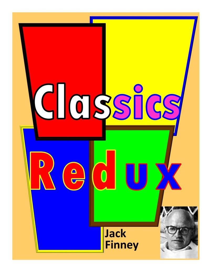 CR logo Jack Finney