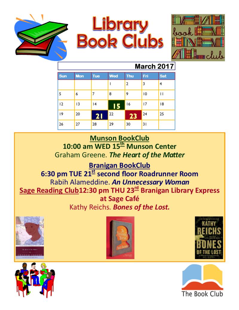 MAP Book Clubs SageMunsonBranigan MAR2017