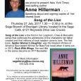 ANNE HILLERMAN SOTL SAGE 27JUL2017