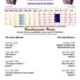 2018 TBML Summer Movies 8.5 x 11 miniposter